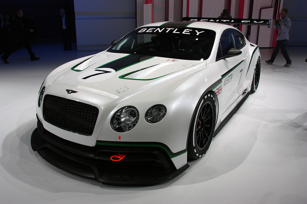 2019 Bentley Continental GT3 Concept photo - 2