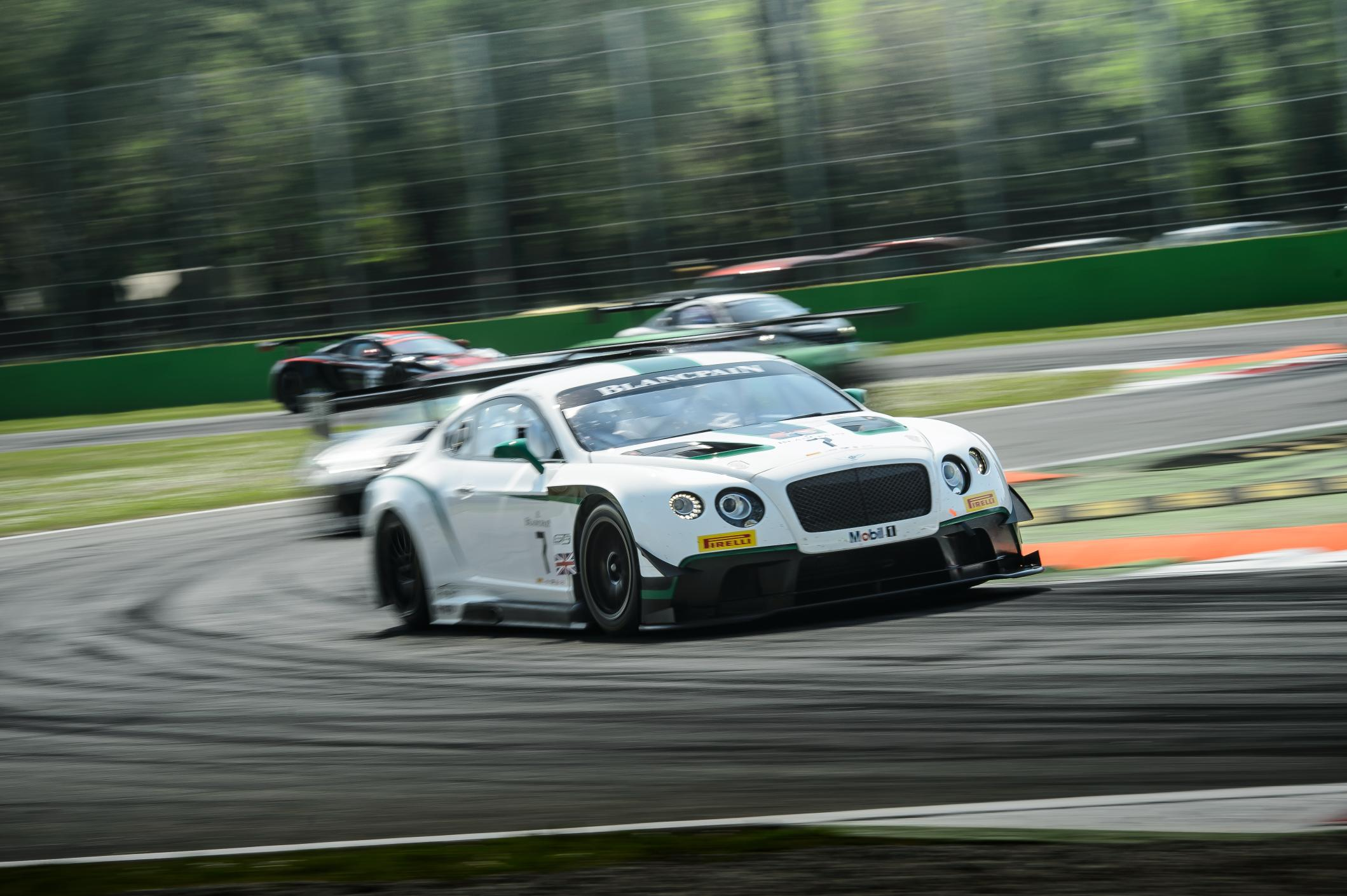 2019 Bentley Continental GT3 Concept photo - 4