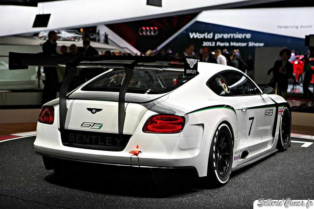 2019 Bentley Continental GT3 Concept photo - 5