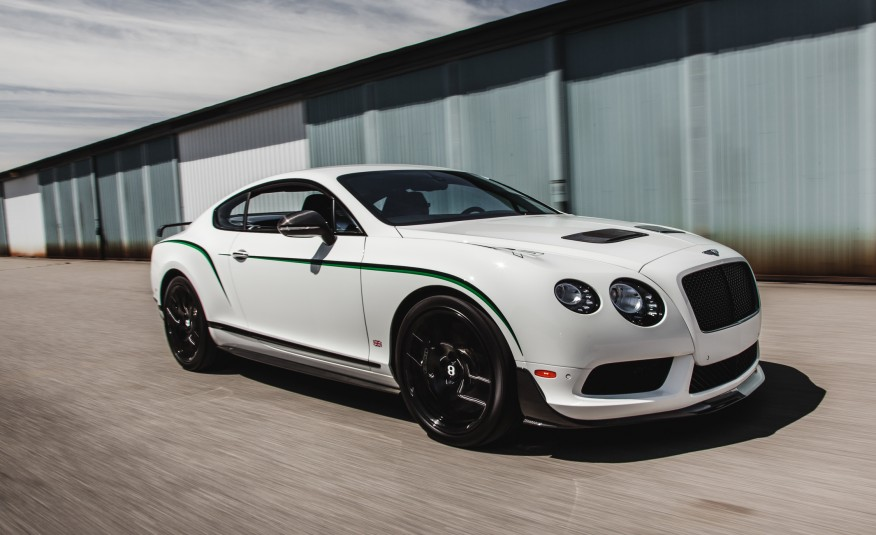 2019 Bentley Continental GT3 R photo - 4