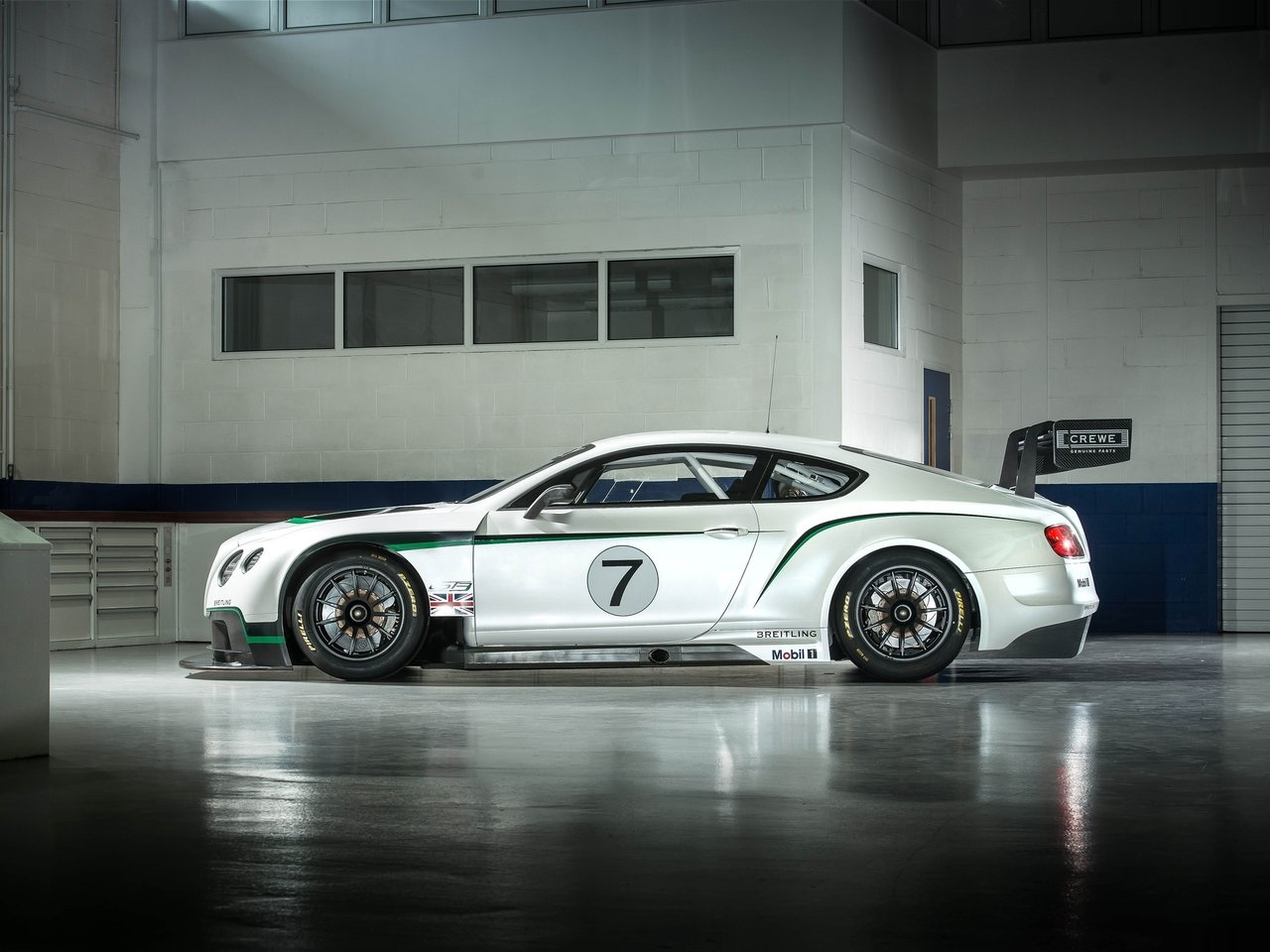 2019 Bentley Continental GT3 Racecar photo - 2
