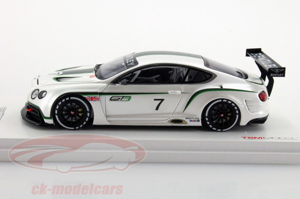 2019 Bentley Continental GT3 Racecar photo - 4