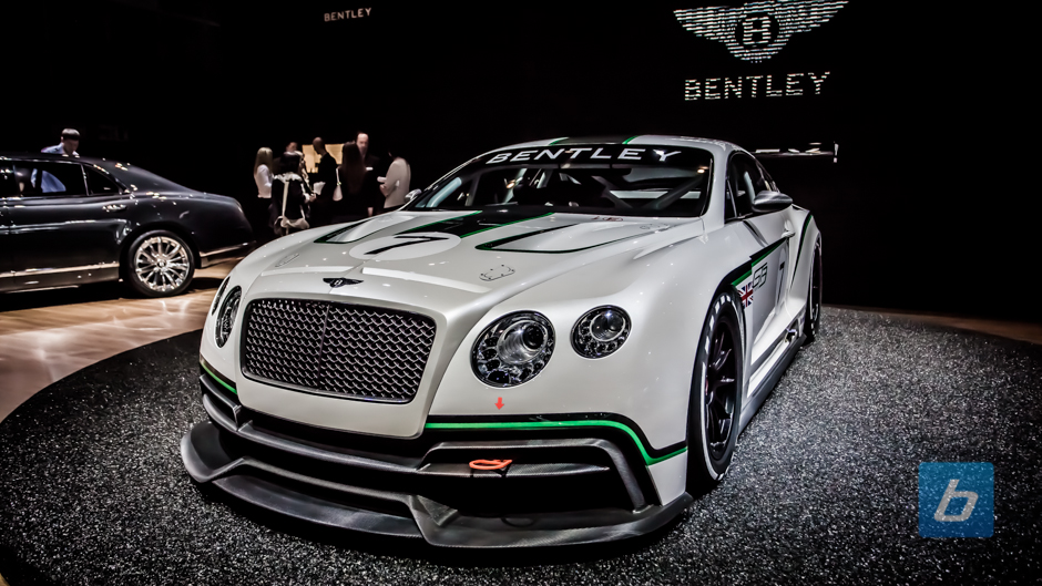 2019 Bentley Continental GT3 Racecar photo - 5
