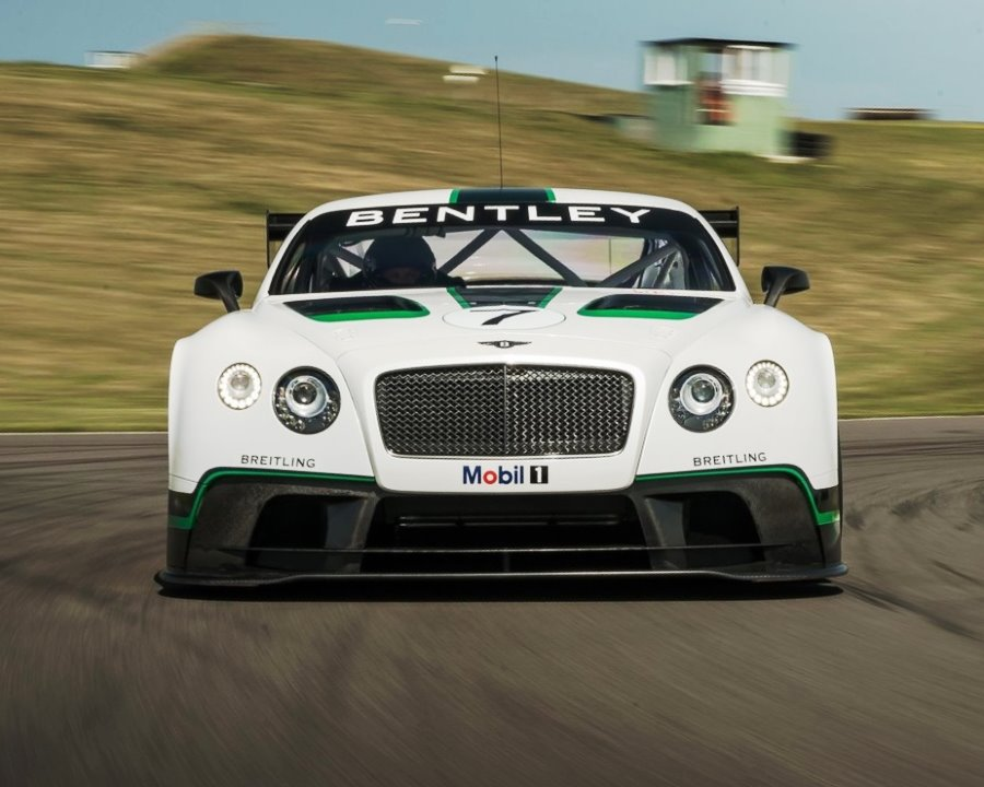 2019 Bentley Continental GT3 Racecar photo - 6