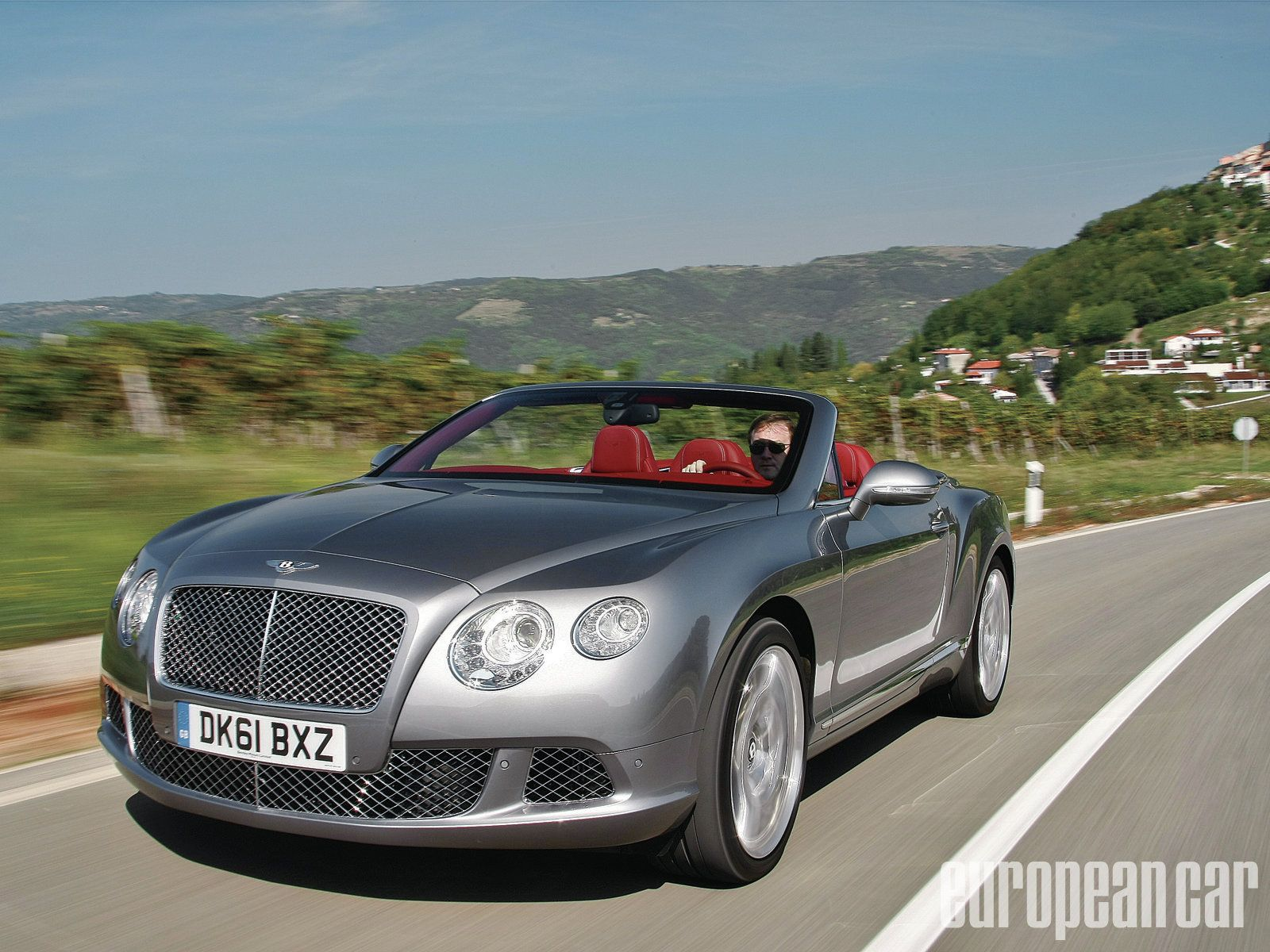 2019 Bentley Continental GTC photo - 3