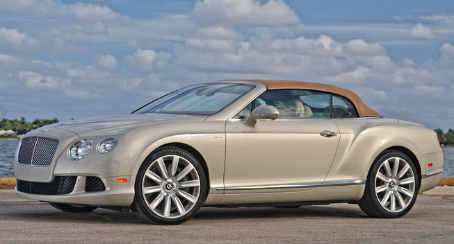 2019 Bentley Continental GTC photo - 4