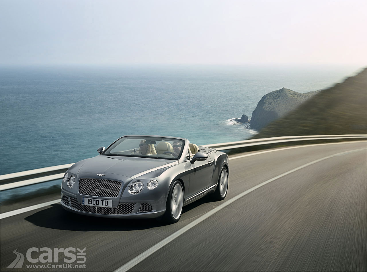 2019 Bentley Continental GTC photo - 6