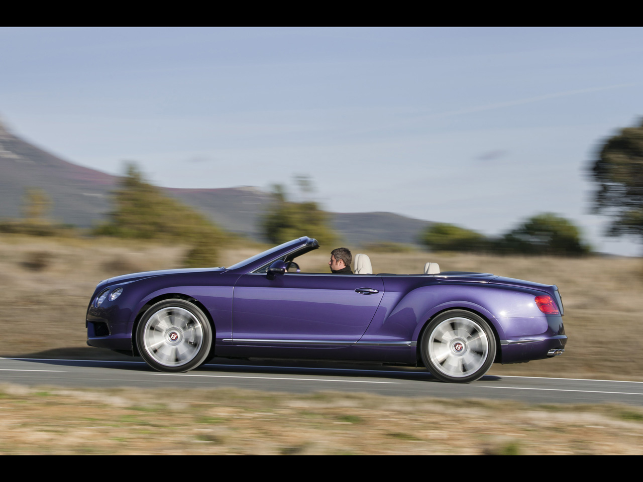 2019 Bentley Continental GTC Speed photo - 1