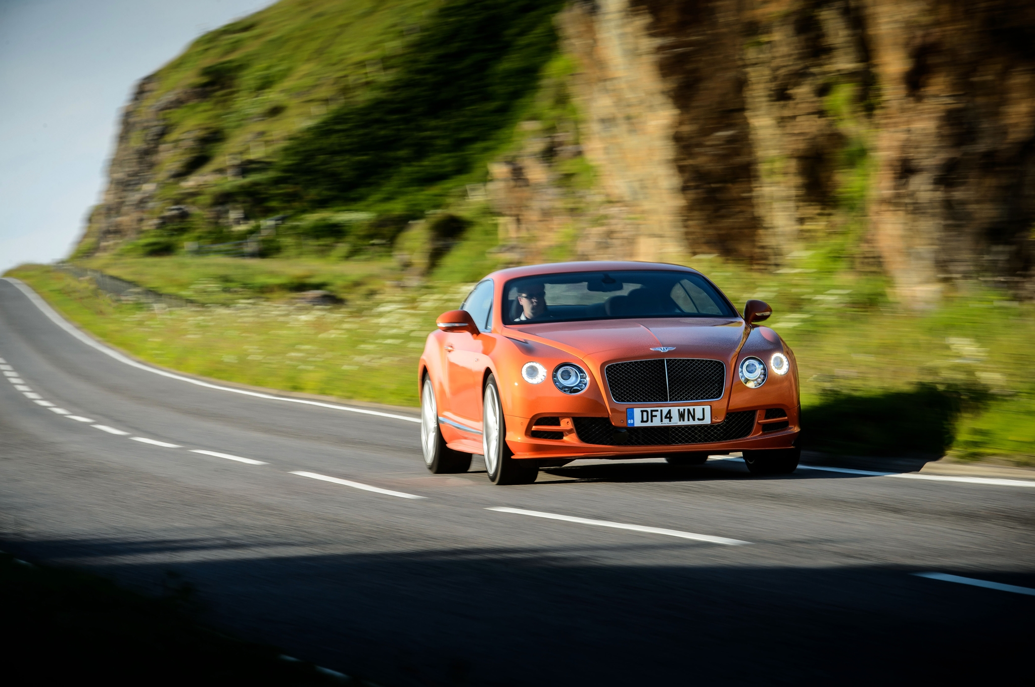 2019 Bentley Continental Supersports photo - 1