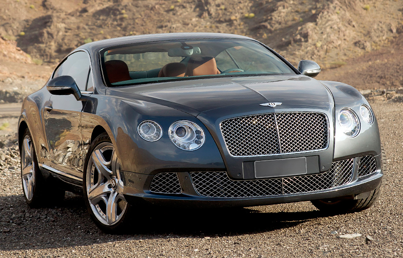 2019 Bentley Continental T photo - 4