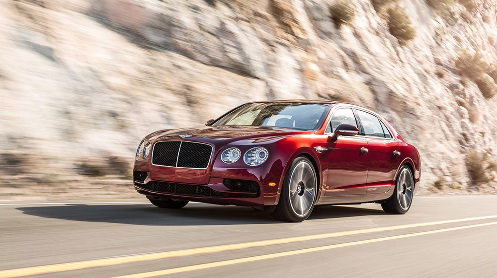 2019 Bentley Flying Spur V8 photo - 5