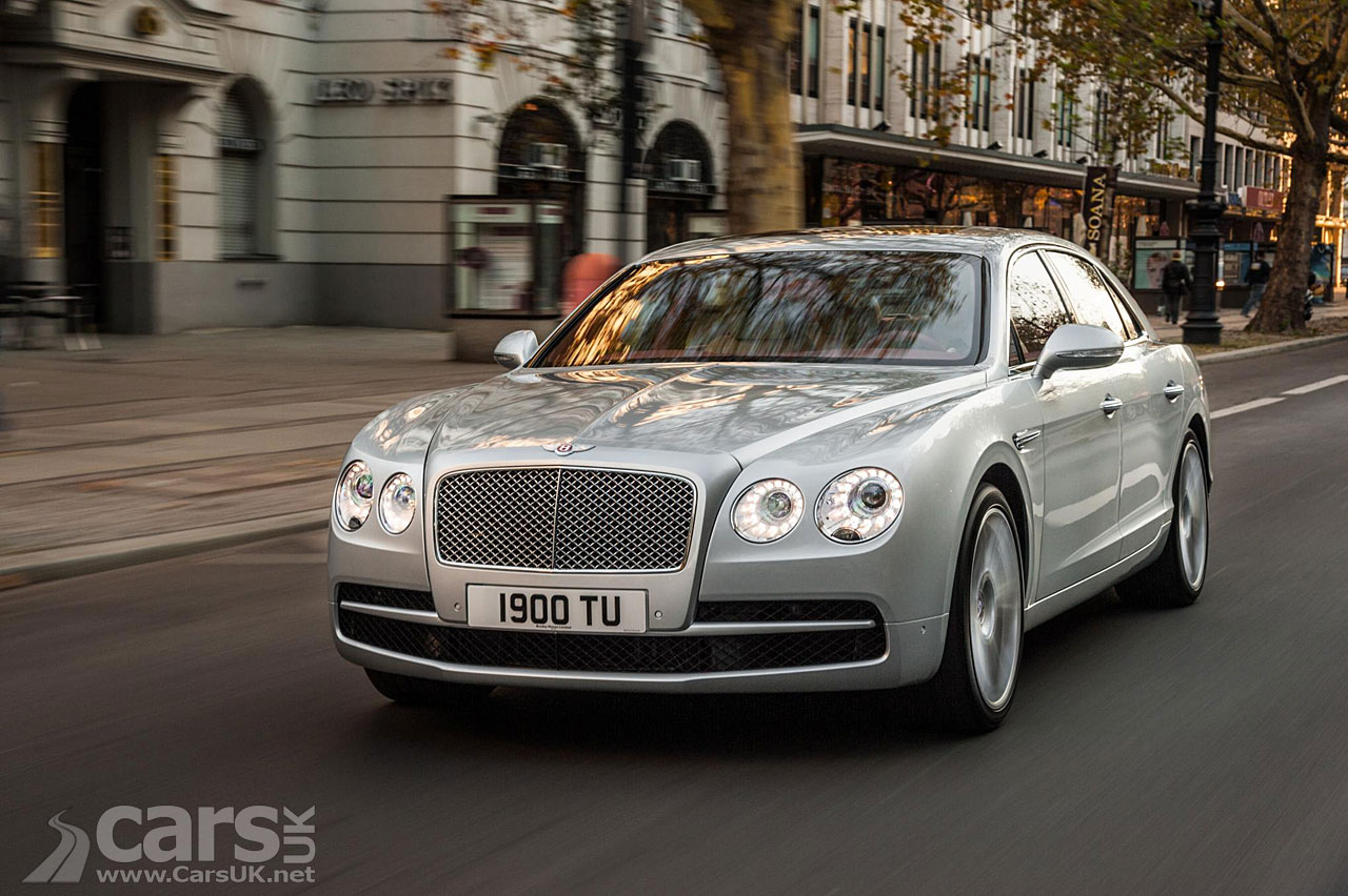2019 Bentley Flying Spur V8 photo - 6