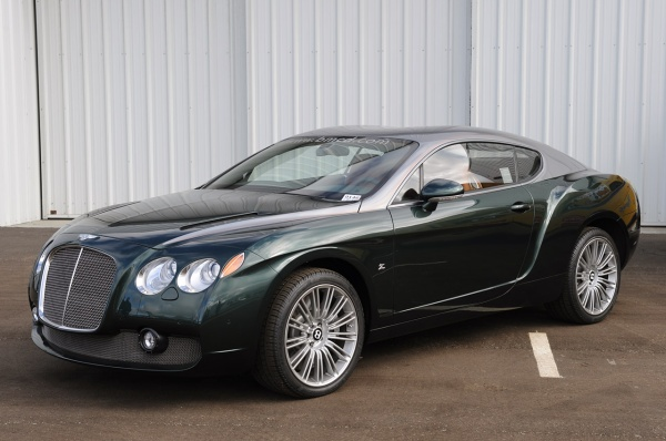 2019 Bentley GTZ Zagato Concept photo - 2