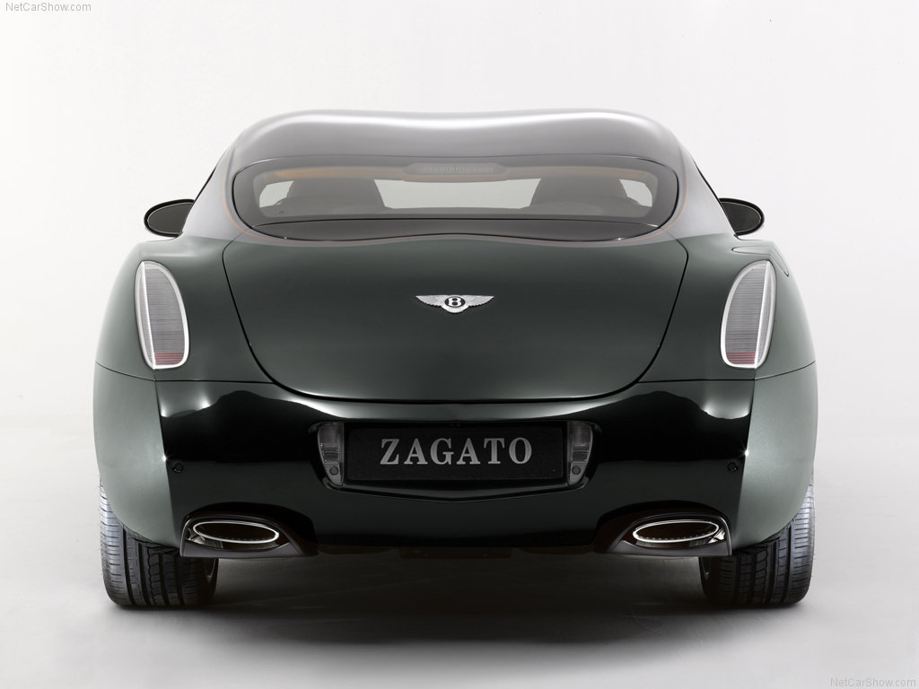2019 Bentley GTZ Zagato Concept photo - 3