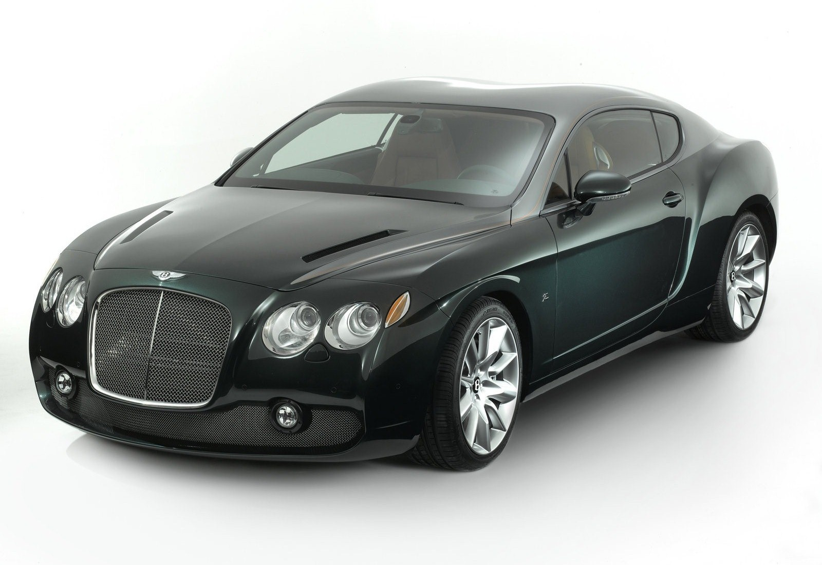 2019 Bentley GTZ Zagato Concept photo - 6