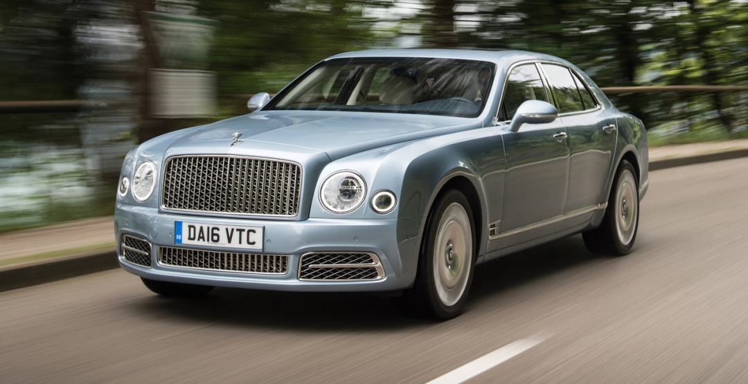 2019 Bentley Mulsanne Mulliner photo - 1