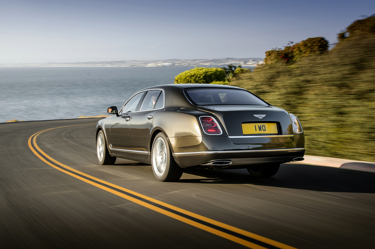 2019 Bentley Mulsanne Speed photo - 5