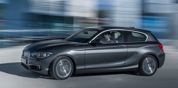 2019 BMW 1 Series 3 door photo - 5