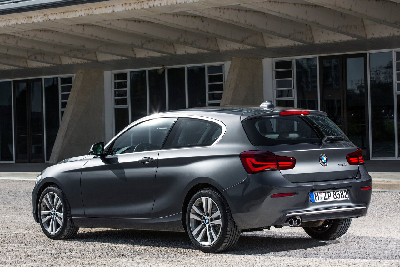 2019 BMW 1 Series 3 door photo - 6