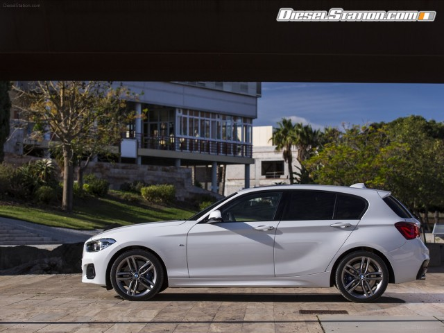 2019 BMW 1 Series 5 door photo - 2