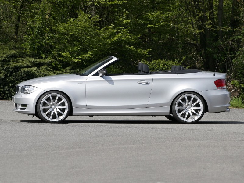 2019 BMW 1 Series Cabrio photo - 3