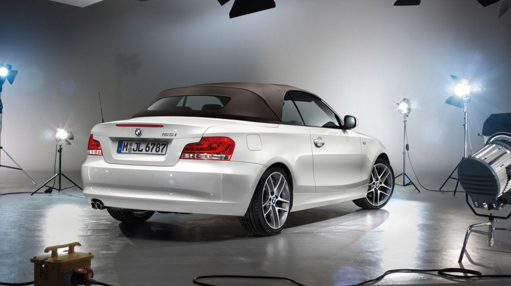 2019 BMW 1 Series Convertible photo - 6