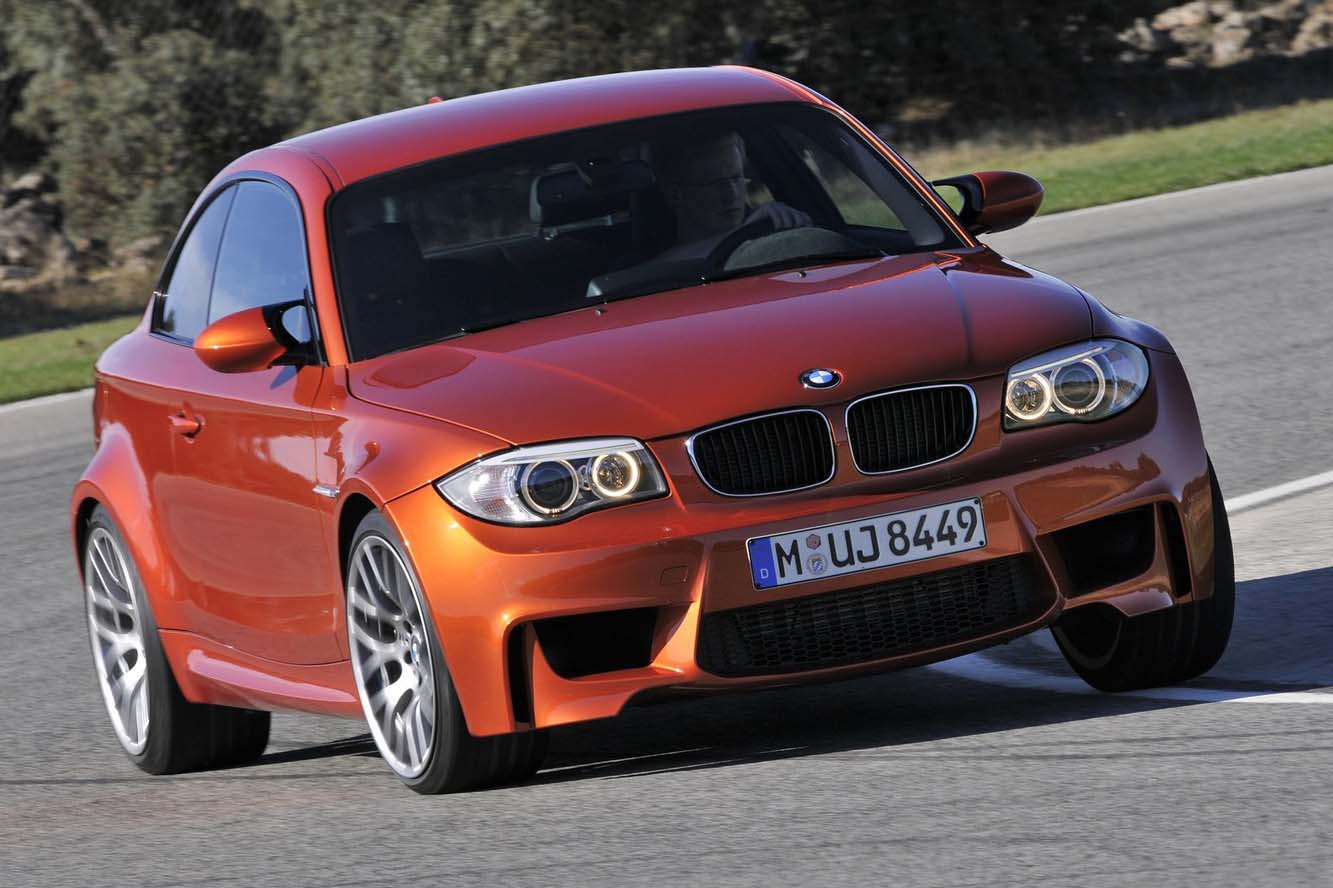2019 BMW 1 Series M Coupe photo - 4