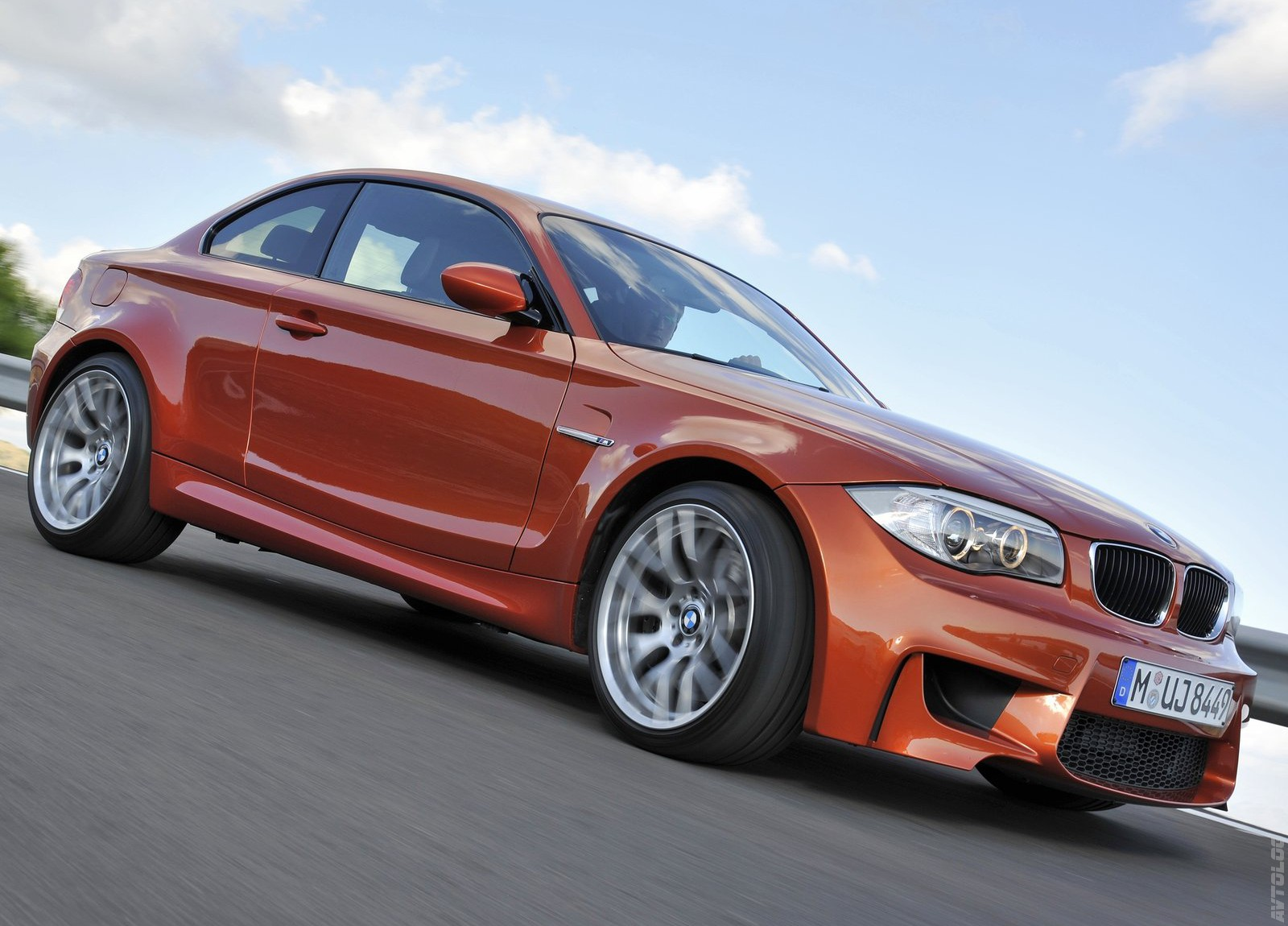 2019 BMW 1 Series M Coupe photo - 6