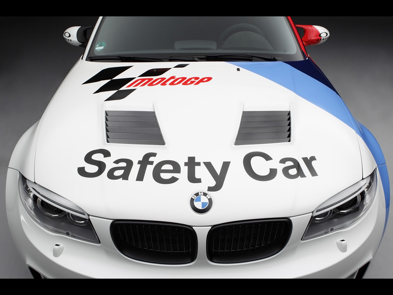 2019 BMW 1 Series M Coupe MotoGP Safety Car photo - 4