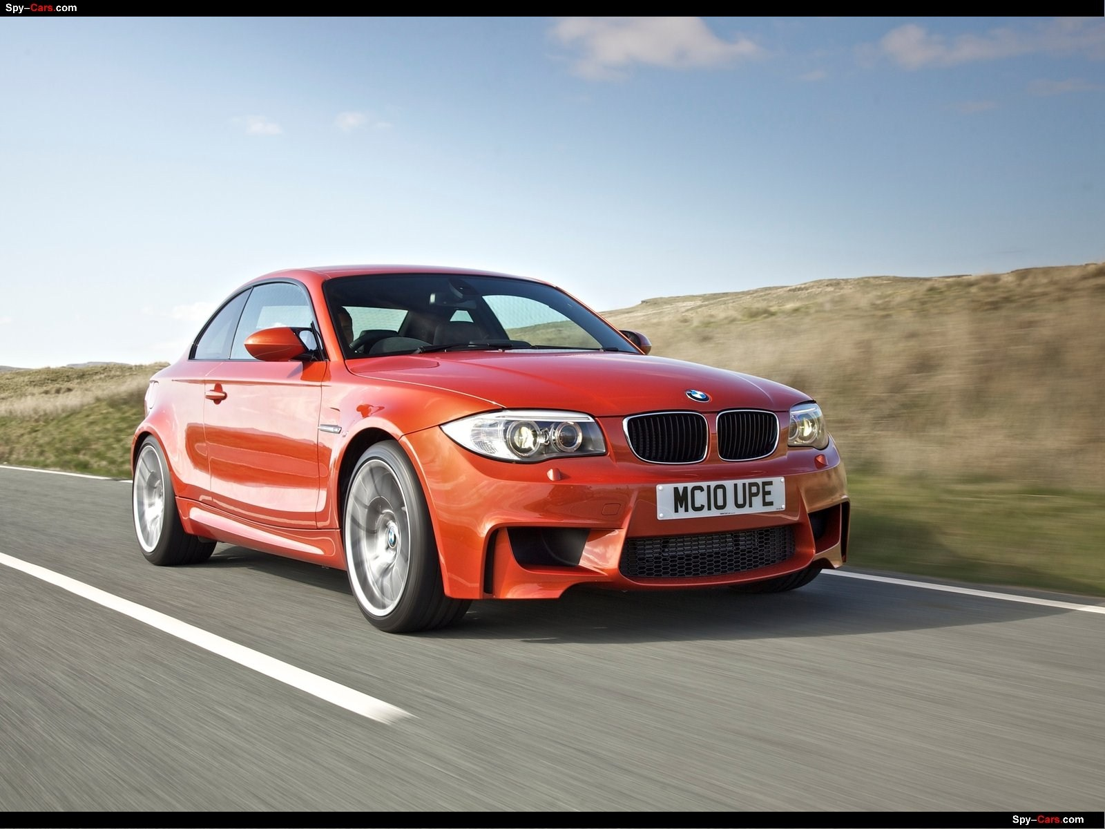 2019 BMW 1 Series M Coupe UK Version photo - 4