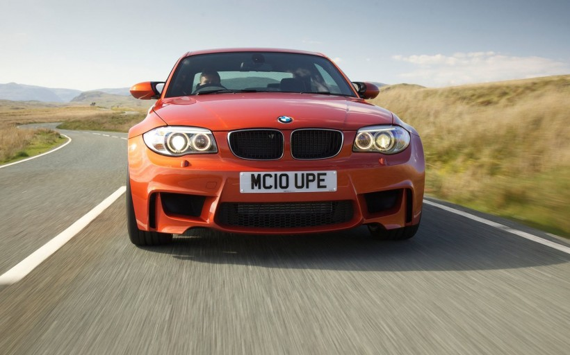 2019 BMW 1 Series M Coupe UK Version photo - 5