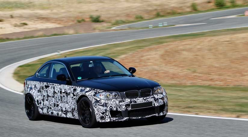 2019 BMW 1 Series M Coupe UK Version photo - 6
