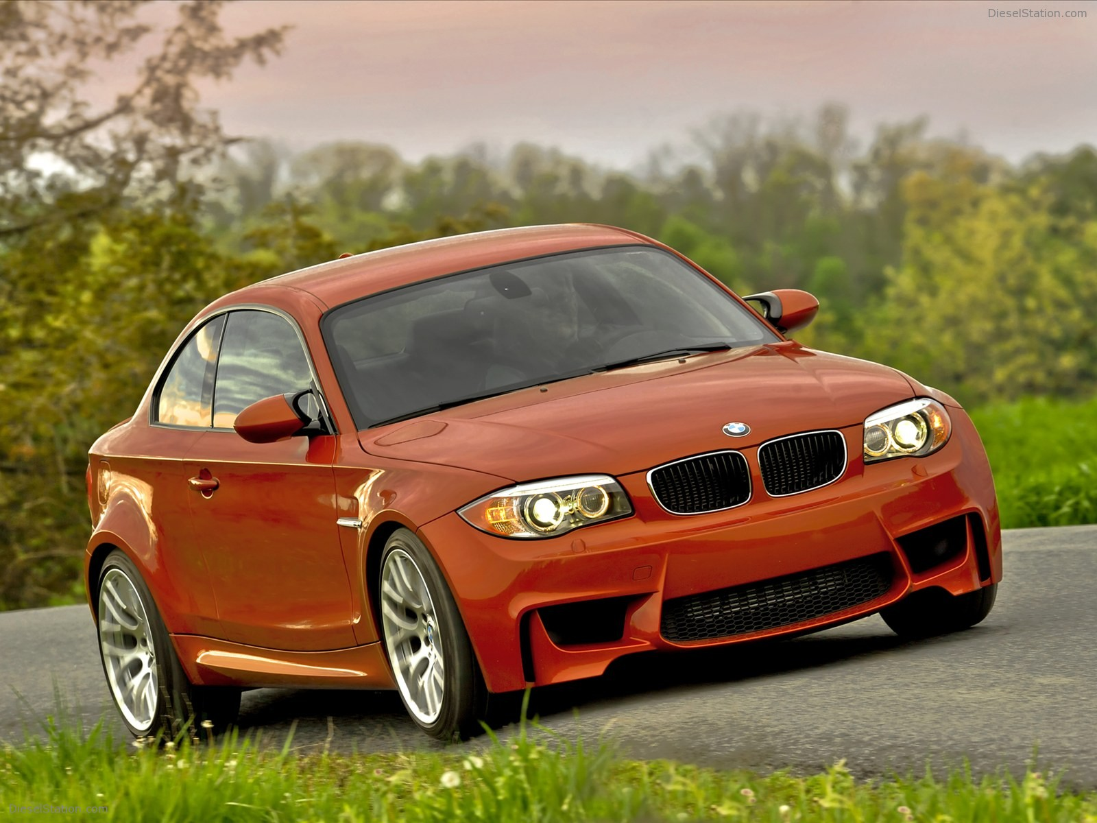 2019 BMW 1 Series M Coupe US Version photo - 5