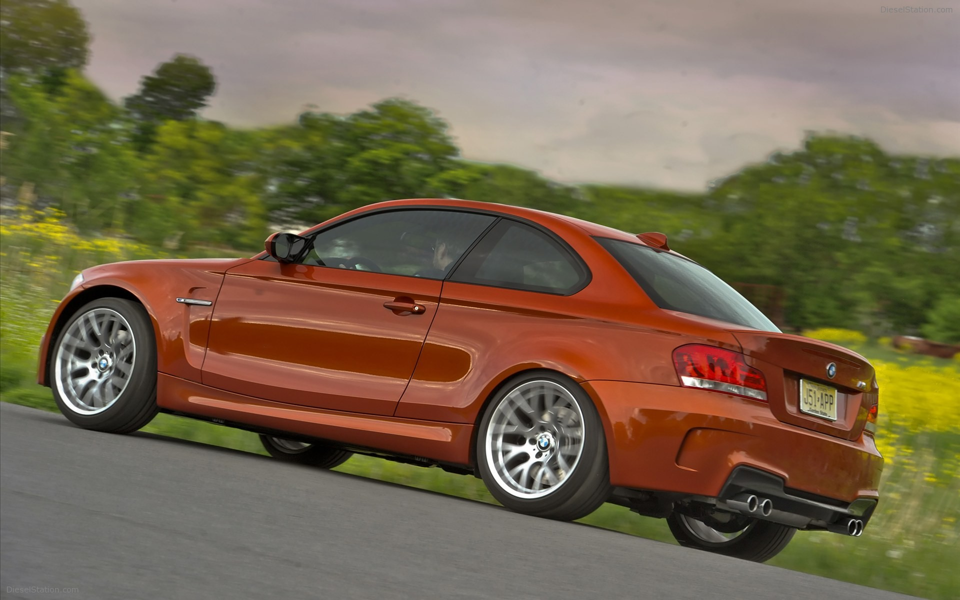 2019 BMW 1 Series M Coupe US Version photo - 6