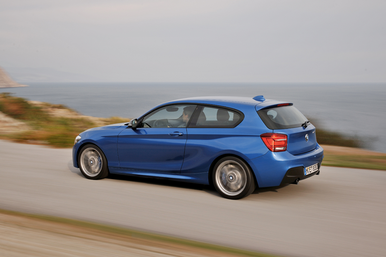 2019 BMW 1 Series Range photo - 2