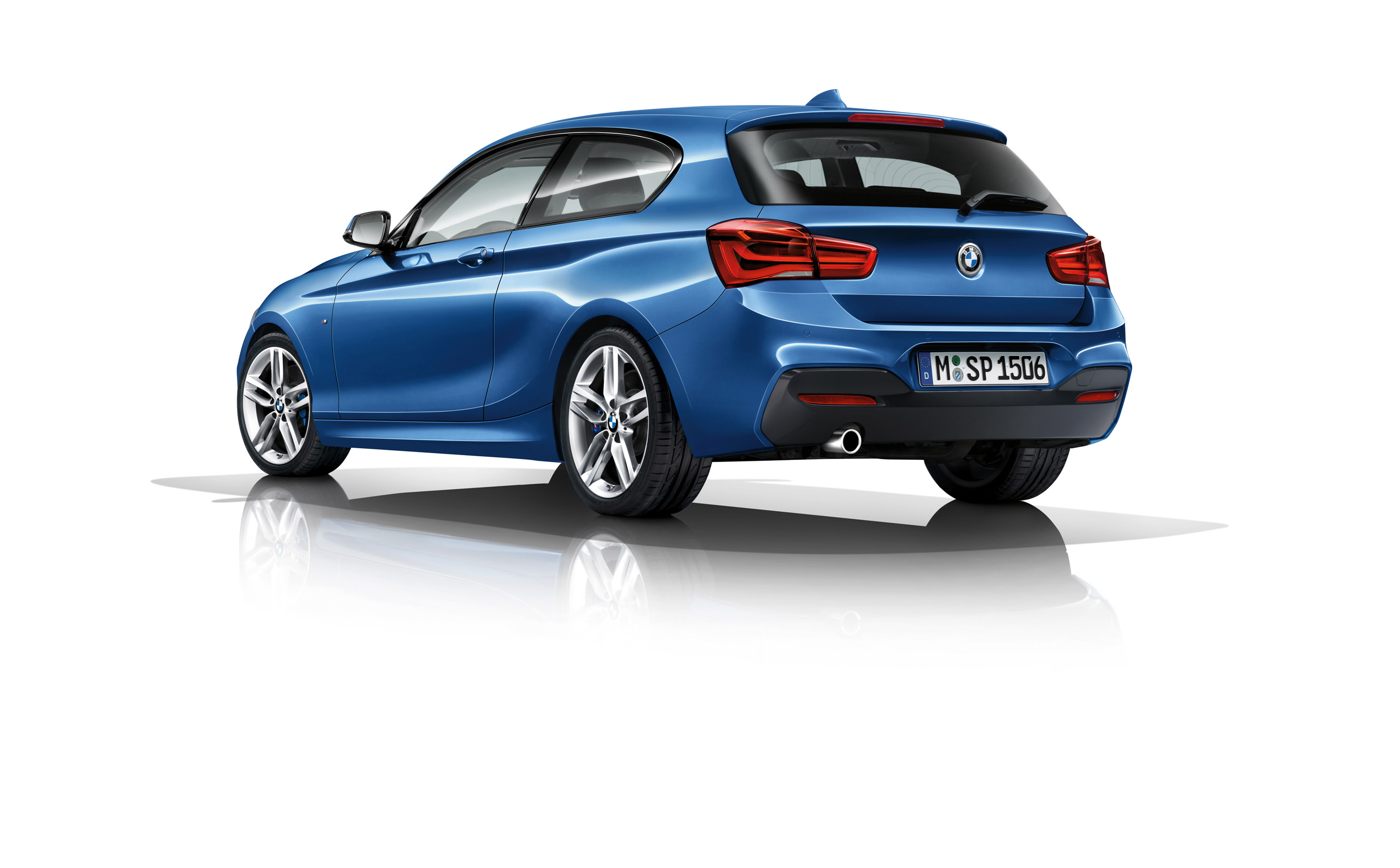 2019 BMW 1 Series Range photo - 5