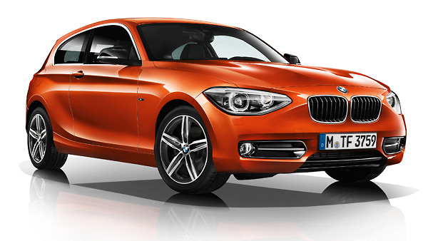 2019 BMW 1 Series Sport Line photo - 1