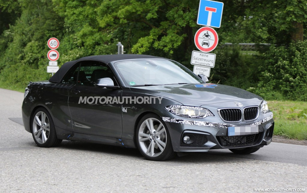 2019 BMW 2 Series Coupe photo - 3