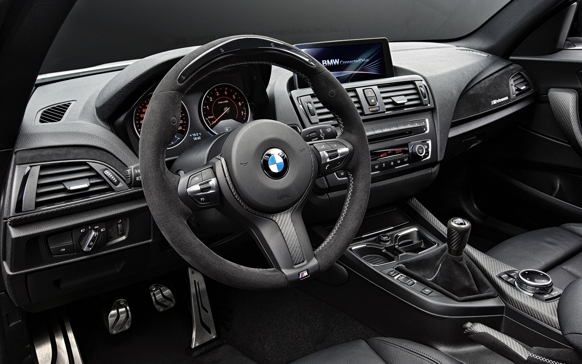 2019 BMW 2 Series Coupe with M Performance Parts photo - 1