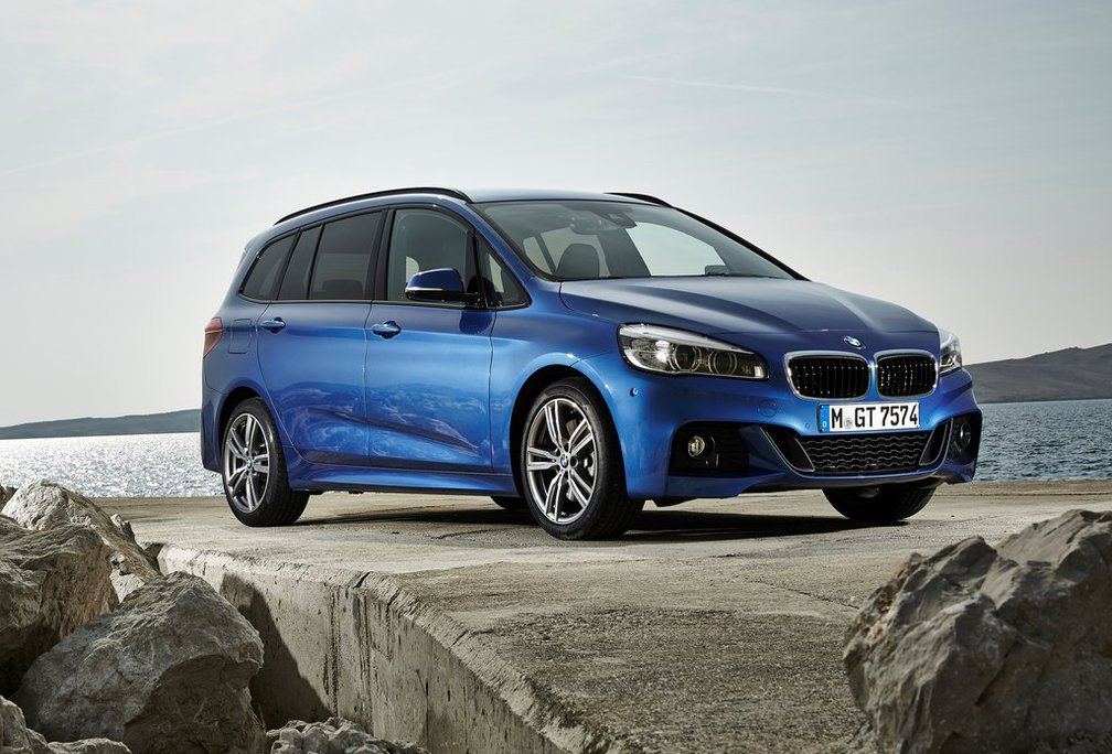 2019 BMW 2 Series Gran Tourer photo - 4