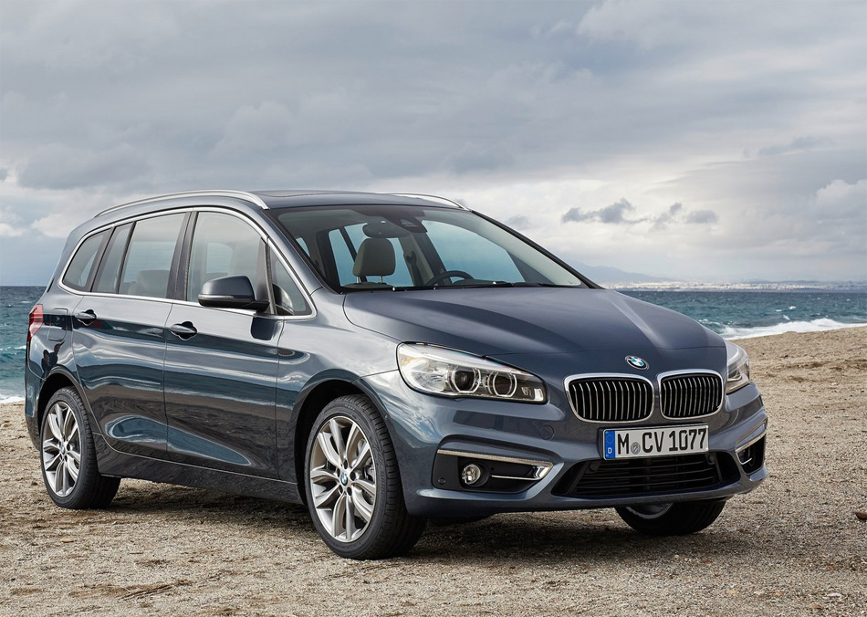 2019 BMW 2 Series Gran Tourer photo - 5