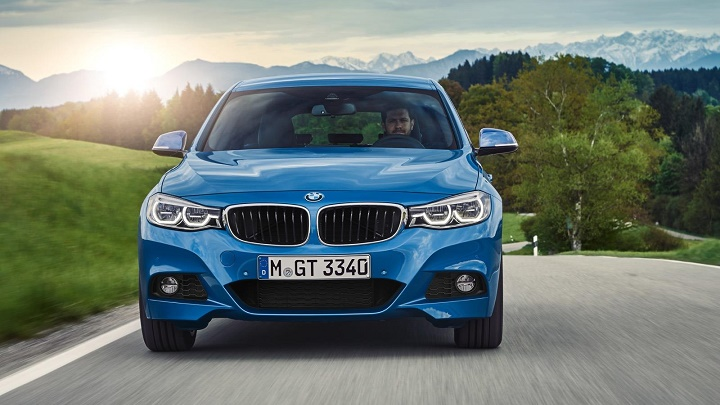 2019 BMW 3 Series Gran Turismo photo - 1