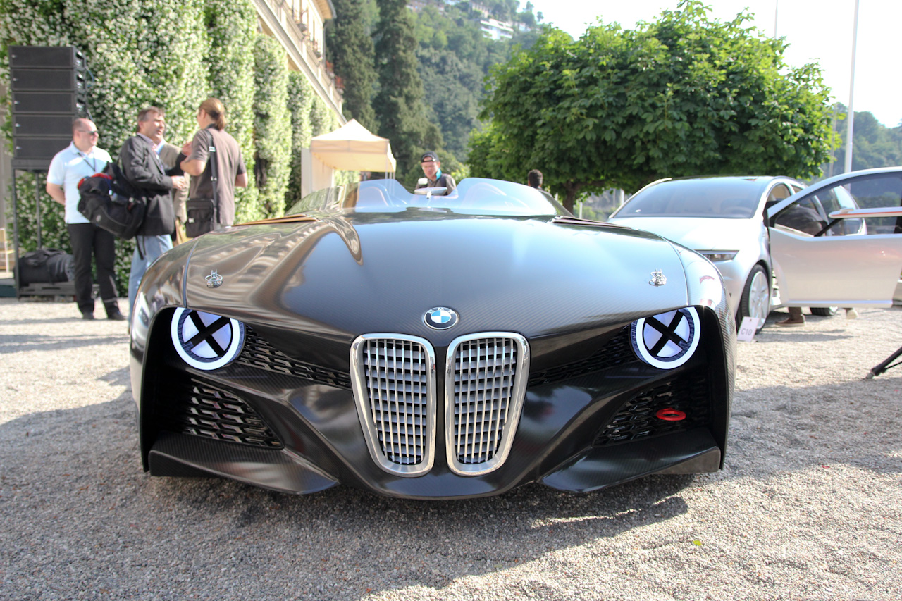 2019 BMW 328 Hommage Concept photo - 2