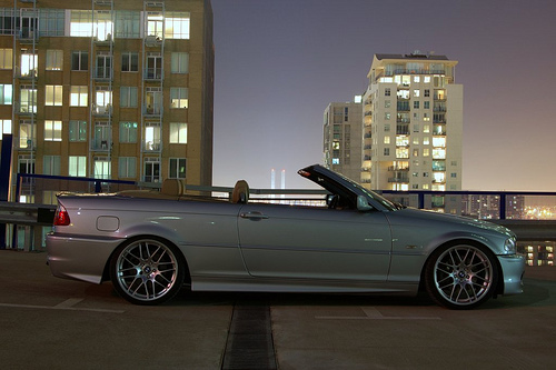 2019 BMW 330Ci Convertible photo - 2
