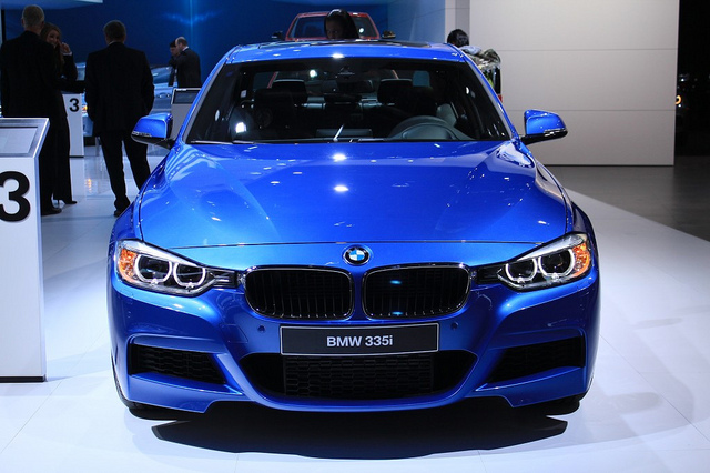 2019 BMW 335is Coupe photo - 2