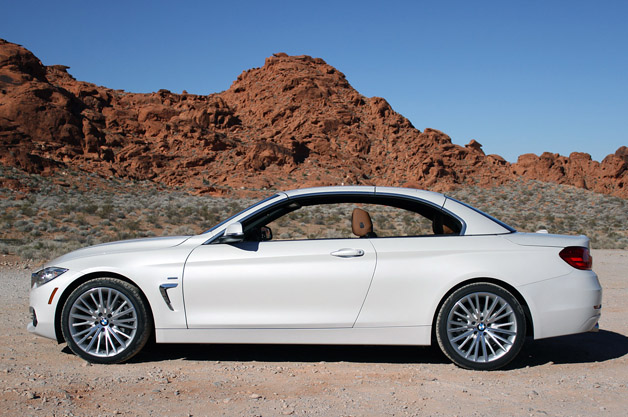 2019 BMW 4 Series Convertible photo - 5