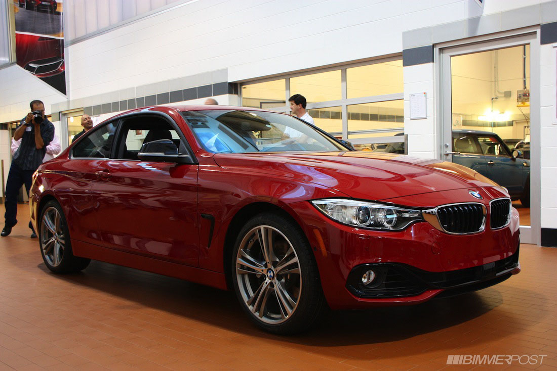 2019 BMW 4 Series Coupe photo - 5
