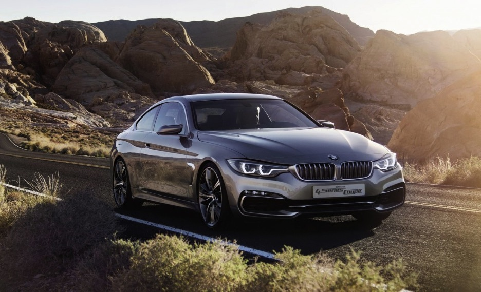 2019 BMW 4 Series Coupe Concept photo - 3