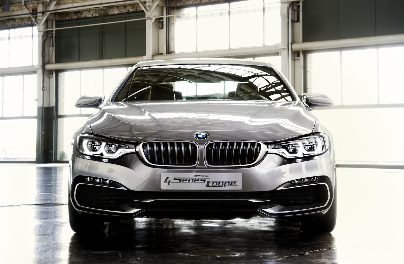 2019 BMW 4 Series Coupe Concept photo - 6