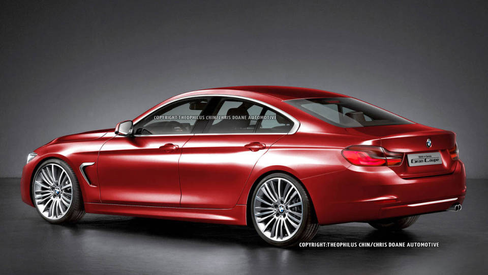 2019 BMW 4 Series Gran Coupe photo - 2